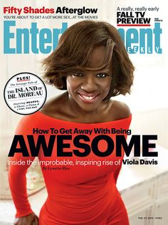 #HowToGetAwayWithMurder's Viola Davis taught us how to get away with being awesome—just like her: http://www.ew.com/article/2015/02/18/this-weeks-cover-how-viola-davis-gets-away-being-awesome?asdf