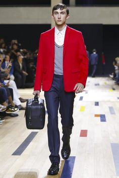 Dior Homme Menswear Spring Summer 2015 Paris - NOWFASHION