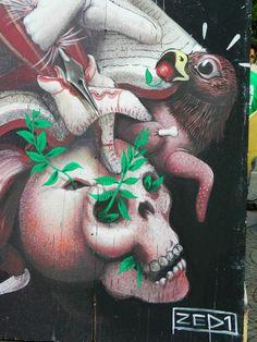 Artist Zed1