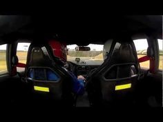 A couple of laps with Seth Thomas behind the wheel of a Porsche GT3 RS 4.0 at the new Atlanta Motorsports Park