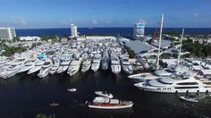 Fort Lauderdale International Boat Show - http://bestdronestobuy.com/fort-lauderdale-international-boat-show/