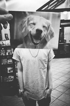 man & dog | Tumblr
