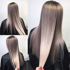 Amazing hair color love this Colormelt Shadowroot ⚜️⚜️⚜️⚜️⚜️⚜️⚜️⚜️⚜️⚜️⚜️⚜️⚜️⚜️⚜️⚜️⚜️______________________________________________________ Cute Hair Colors, Beautiful Hair Color, Hair Dye Colors, Ombre Hair Color, Cool Hair Color, Hair Colour, Blonde Hair Looks, Brown Blonde Hair, Balayage Hair