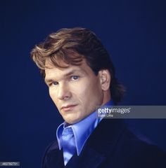 Actor Patrick Swayze is photographed in 2000 in Los Angeles California
