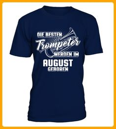 Trompeter Geburtstag August - Musik shirts (*Partner-Link)