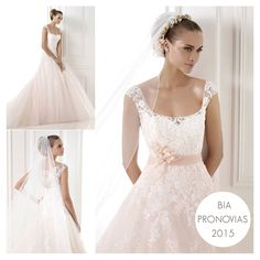 Pronovias 2015 Bia by NUANCE