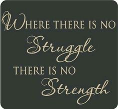 The struggle is worth the wait.