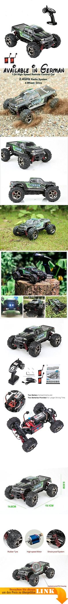 crazist pro brushless elektro monstertruck 1 10 2 4ghz 4wd rtr ferngesteuertes auto pinterest. Black Bedroom Furniture Sets. Home Design Ideas