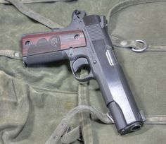 Wiley Clapp Colt Goverment Model .45 ACP | Flickr - Photo Sharing!