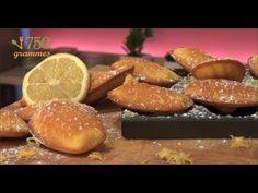 Recette de Madeleines au citron - 750 Grammes