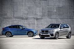 2016 BMW X5 M and X6 M 3