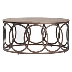 @Gabby Meriles Meriles Decor Furniture Ella Coffee Table #laylagrayce #gabby #customerfavorite