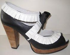 Luna Blue shoes - Love!
