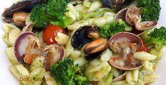 Cavatelli con broccoli, cozze e vongole- Dolci Passioni | Dolci Passioni