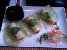 Harumaki, rollito japonés Seitaro #Sevilla
