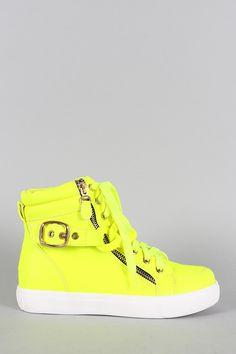 ERJCR63G Women Yellow Neongelb Mens Low Top Color Brilliancy