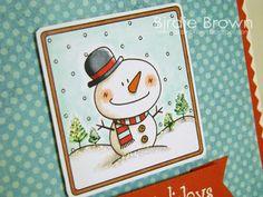 Birdie Brown: My Cards using November Freebies