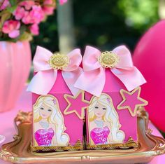Barbie Party Decorations, Barbie Theme Party, Barbie Birthday Party, 6th Birthday Parties, Bday Girl, Daughter Birthday, Birthday Giveaways For Kids, Spa Day Party, Barbie Images