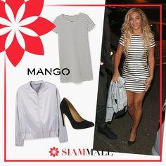 #ComprasTenerife ¡La chica que está en boca de todos! Copia el look de #Beyoncé con prendas que encuentras en #CCSiamMall #Moda #Look  The girl everyone can't stop talking! Get #Beyonce's look with the items you'll find at our #CCSiamMall #fashion #outfit