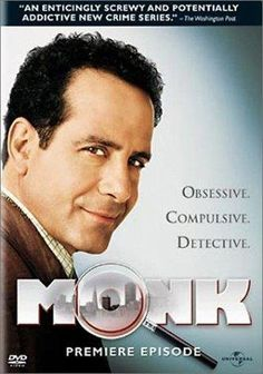 Monk (2002–2009) Adrian Monk is a brilliant San Francisco detective, whose obsessive compulsive disorder just happens to get in the way.