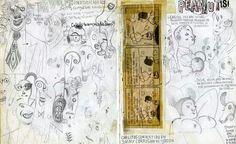 dibujos.  Santiago Sequeiros