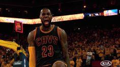 Cavs Tie Series Behind LeBron James Triple-Double