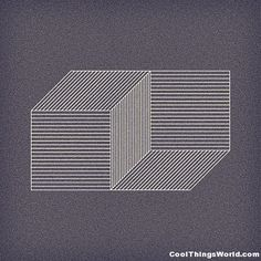 Isometric Illusion. this is the most common type of illusion that we get to see dead often. In this illusion, the figure appears to be both inside corner and outside corner, whatever you wish to perceive. This type of illusion is created when you create a basic cube drawing on paper.