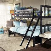 Found it at AllModern - Sauganash Twin Over Full Bunk Bed