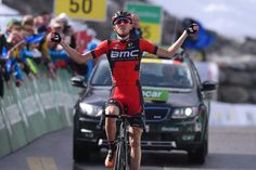 Tejay van Garderen (BMC) wins stage 7 of the Tour de Suisse Lopez was 2nd & Barguil 3rd.  Barguil takes overall lead as a result.
