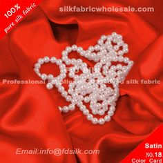 Rust Red  silk charmeuse fabric for women silk wedding dresses. Silk Satin Fabric online in high quality