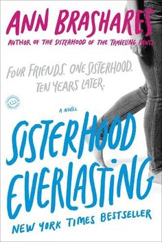 Right now Sisterhood Everlasting by Ann Brashares is $1.99