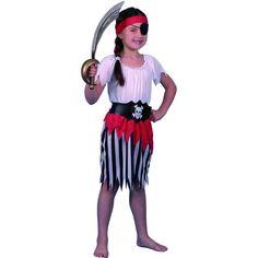 Pirate girls dress