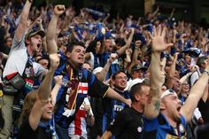 #Inter #Supporters