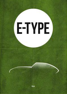 E-TYPE - CAR