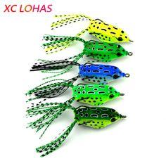 $1.34 (Buy here: https://alitems.com/g/1e8d114494ebda23ff8b16525dc3e8/?i=5&ulp=https%3A%2F%2Fwww.aliexpress.com%2Fitem%2F1x-5-5cm-8-2g-Mini-Soft-Rubber-Frog-Fishing-Lure-Crank-Baits-with-Hooks-Isca%2F32583473974.html ) 5.5cm 8.2g Mini Soft Rubber Frog Fishing Lure Crank Baits with Hooks Isca Artificial Fishing Lures Black Fish Killer FO004 for just $1.34