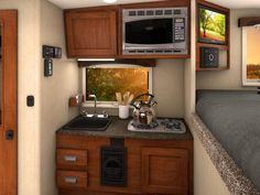 Rule Breaker Lance 650 kitchen