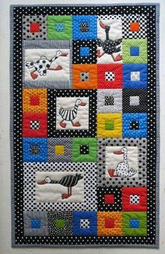 inspiration for easy applique