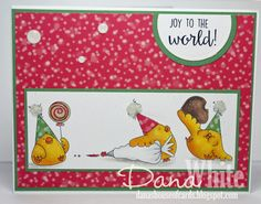 dana's house of cards image from Stamping Bella