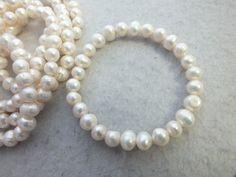 Find More Chain & Link Bracelets Information about A 4046 7 8mm fashion white pearl bracelet ,High Quality bracelet vans,China bracelet unisex Suppliers, Cheap bracelet svarovski from Changzhou Day Colour Jewelry Co., Ltd. on Aliexpress.com
