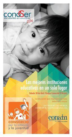 Este evento será de gran ayuda para poder ayudarte en la selección del colegio ideal para tu hijo. https://www.facebook.com/consorcioporlaInfancia/?fref=ts
