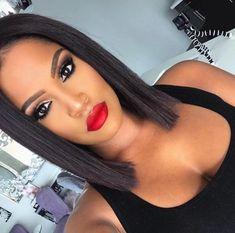 Super eye makeup brown skin make up ideas Makeup Black, Red Lips Makeup Look, Brown Skin Makeup, Makeup Tips For Brown Eyes, Red Lipstick Makeup, Red Eyeshadow, Red Lipsticks, Liquid Lipstick, Smokey Eye Makeup