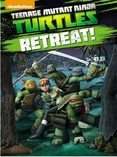 """DVD REVIEW: """"Teenage Mutant Ninja Turtles: Retreat"""" (& Toy/DVD Giveaway Ends 4/3) Read more at http://momandmore.com/2015/03/teenage-mutant-ninja-turtles-retreat.html#gjAUUsjyqQ0DyzJ5.99"""