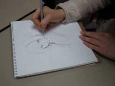 SeAL_Morita_Eihirei draw girl's body by pencil 02