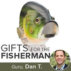 Gifts For The Fisherman on: http://blog.gifts.com/gift-guides/gifts-for-the-fisherman