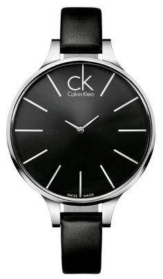 Ck Watch Colección Equal K3E231C1, diseño sobrio y elegante en Joyería Cardell