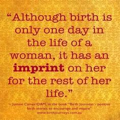 Birth without FEAR!