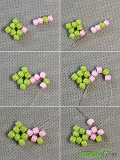 Detailed Tutorial on How to Make Spring Simple Seed Bead Bracelets ...