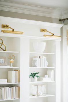 Ikea hacks ideas for your home. Best Ikea DIY ideas that will help your home to look beautiful. Ikea Bookshelf Hack, Ikea Billy Bookcase, Ikea Shelves, Shelving, Ikea Furniture, Home Office Furniture, Ikea Dresser Makeover, Ikea Kitchen Storage, Living With Landyn