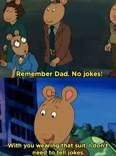 "When Mr. Read read his own son: | 19 Times ""Arthur"" Was The Most Savage Show That Ever Existed. MUST READ. I DIED"