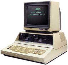 Franklin computer , Franklin Ace 1000 computer : Apple clone.